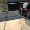 見附市で屋根の葺き替え工事③