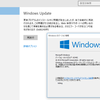 リカバリ後のWindows10大型アップデート手順