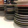 誕生日に寿司60貫食べてきた