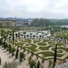 2015年4月ドイツ&フランス旅行 旅行記 6日目前半 ~ 朝のモンサンミッシェ散歩後、ベルサイユ宮殿へ ~
