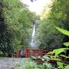 モンキー125とゆく旅 #1 洒水の滝(日本の滝百選)