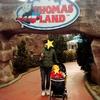 """「トーマスランド」に行ってきました!!!!!(""""温泉旅行""""前日に「そうだ!トーマスランドにも行こう♪」と、旦那が言いだして急遽行ってきました⭐︎)"""