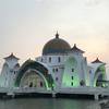 フォトジェニックな水上モスクに感動 | 2019年10月マラッカ週末弾丸旅行6