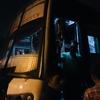 インド人ソフレが出来る夜行バス ジャンムー〜シュリーナガル夜行バス