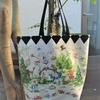 アリスの大きなバッグ&いろいろなペーパー類をワードで作りました。