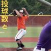 投球数と投球スピードの関係