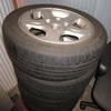 タイヤ処分、アルミホイール付きタイヤなど新潟県内へ廃品回収