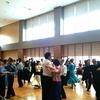 『第32回 浪速舞踏会』特別講習会「滑らかなスロー・フォックストロットを踊ろう!」講習内容♪