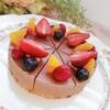 甘酒入りチョコレートケーキ