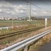 グーグルマップで鉄道撮影スポットを探してみた 境線 中浜駅~高松町駅