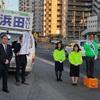 県知事選挙最終日