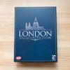 【ボードゲーム】ロンドン 完全日本語版|エレガントな佇まいで生まれ変わったロンドン第2版が日本語版となって遂に手元に来たよ!大火災に見舞われたロンドンを復興するのだっ!