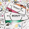 SCOUT!(スカウト)|ワンモアゲーム!:あのオザケンも持ってるらしい!ゲムマ2019で話題になったカードゲームを開けました!