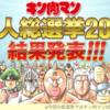 キン肉マン総選挙2013 栄光の29位超人は?!