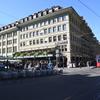 ベルン市内観光 ミセスワタナベキラーのスイス中銀とスイス連邦議会 2018欧州旅行その32