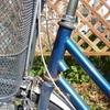 通学用自転車(ママチャリ)のフレームが折れた話。自転車の安全、大切ですね。