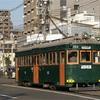 大阪のチンチン電車