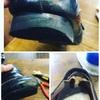 愛着ある靴👞完成( ^ω^ )