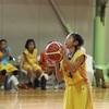 バスケ・ミニバス写真館27 一眼レフで撮影したバスケットボール試合の写真