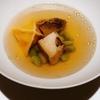 殿堂入りのお皿たち その329【ドンブラボーさん の ブロードと鰹だしのスープ】