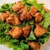 【1食58円】洋風からあげクン風パワーサラダの簡単レシピ