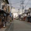 八女・福島の町並み