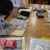 4年生:図工 木版画 彫りから刷りへ
