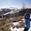 キリリと冷えた、晴天の蓼科でのスキー!(ブランシュたかやまスキー場にて)