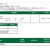 本日の株式トレード報告R2,03,09
