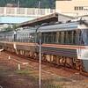 8月26日熊野大花火大会観覧と臨時特急南紀93号乗車の旅