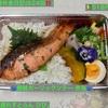 🚩外食日記(624)    宮崎ランチ   「魚食屋れすとらん びび」②より、【銀鮭ガーリックソテー 弁当】‼️