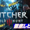 【レビュー】ウィッチャー3 ワイルドハント(PS4) ~広大な大地を歩くオープンワールドアクションゲーム!!~