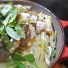 鯛入り、木の芽香る、竹の子の炊き込みご飯