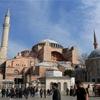 2019年2月イスタンブール旅行記:アヤ・ソフィアを巡る