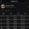 2020/8/28 5kmの自己ベスト更新! 17分33秒