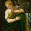 ヴェロネーゼ 「ルクレティア」 家畜としての人間の繁栄・繁殖を描く