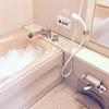 【子供との過ごし方】泡風呂でおままごと、ソフトクリーム屋さん【室内】