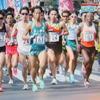 東京マラソン・・・
