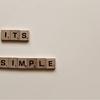 【断捨離初心者向け】シンプルに暮らす3つのポイント