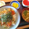 絶品のいわし丼!! 蓮味@千葉山武市道の駅オライはすぬま