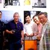 写真展「新たなる試み」6月9日初日 yosemiteストラップ
