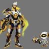 【新スキン案】「クラウド」のスキンデザイン2つ!【ロボット・ドラゴン】