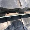 銅の樋は経年で穴が空いて雨漏りの原因になっていました。