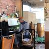 Cafeでピアノを聴きながら...