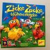「読めへん、何語?」「ドイツ語だよ」『にわとりのしっぽ / Zicke Zacke Huhnerkacke』【100点】 #さいころくらぶ