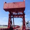 愛媛・大洲市 長浜大橋 今でも可動する中で現存最古の開閉橋
