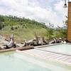 【聚楽じゅらく】群馬県万座温泉 日本一高濃度硫黄泉 法性の湯