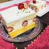 【ベターホーム】お菓子の会2月は憧れのいちご。のショートケーキだよ