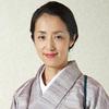 はんなり美人で毒舌、料理研究家の大原千鶴さん。高級料理旅館「美山荘」のお嬢さんです(^-^)