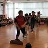 5年生:学習発表会の練習